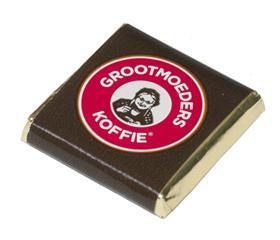 Carré Chocolade GMK