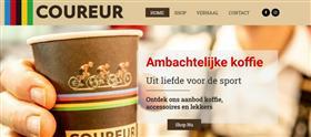 COUREUR WEBSHOP